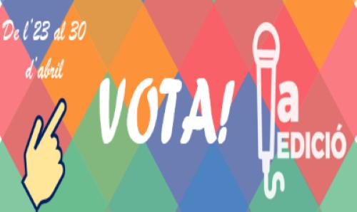 VOTA CONCURS TALENT TONENC 2019