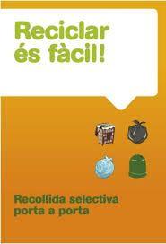 Reciclar és fàcil