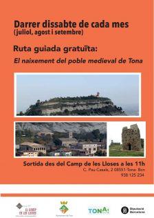 El naixement del poble medieval de Tona