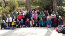 Caminada gent Gran_Sant Andreu de la Barca