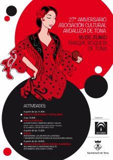 Aniversari Associació Andalusa