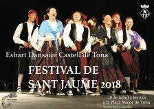 Festival de Sant Jaume 2018