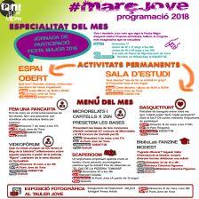 Agenda Jove de Març