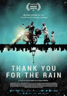 Gràcies per la pluja