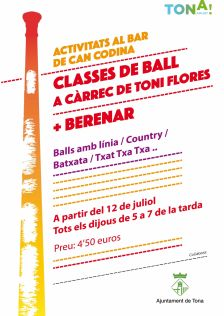 Classes de ball