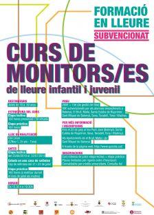 Curs de monitors/es de lleure infantil i juvenil