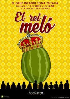 El rei meló