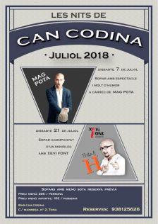 Nits de Can Codina 2018