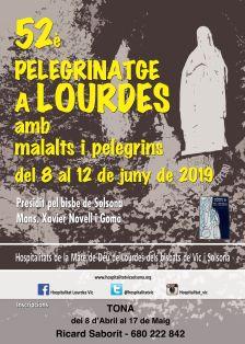 52è Pelegrinatge a Lourdes