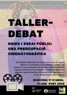 Taller - debat feminista