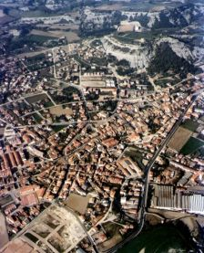 Vista aèria de Tona