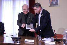 Mn. Antoni Pladevall i Josep Salom