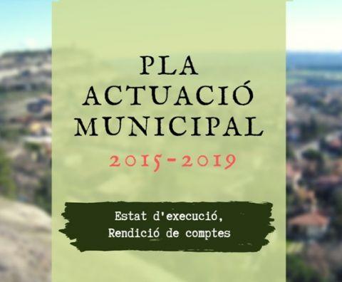 Pla actuació municipal